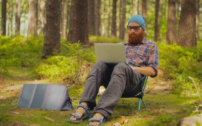 Le nomadisme digital: c'est quoi ?
