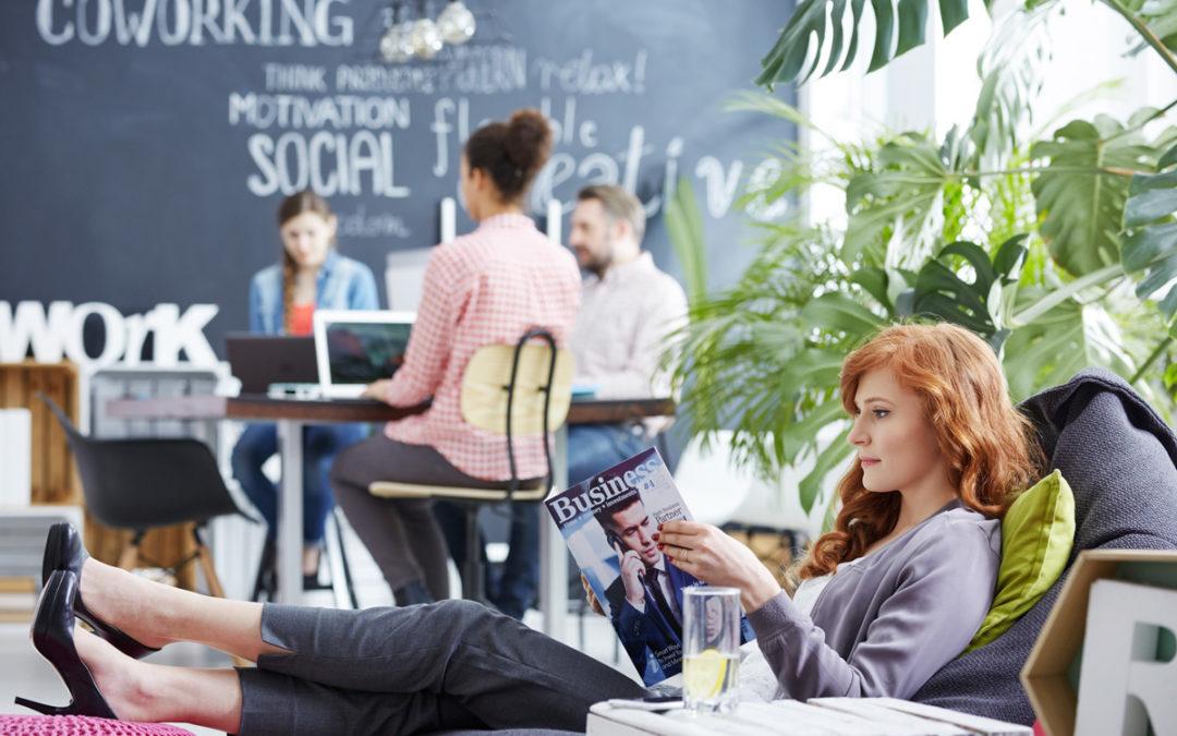 Confinement et télétravail : une opportunité pour les espaces coworking ?